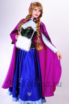 Анна холодное сердце костюм выкройка фото 238