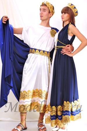 Женский греческий костюм доставка