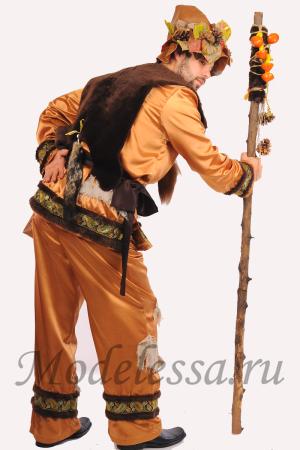Как сделать маскарадный костюм Лешего Мастеркласс