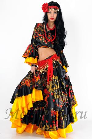 Цыганочка платье