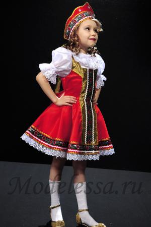 стилизованный костюм для танца фото