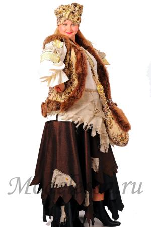 Как сделать костюм бабы яги фото 202