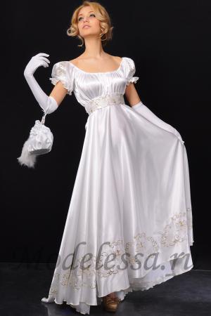 свадебное платье, модель карина-4