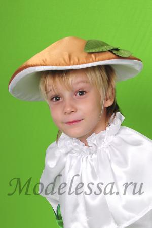 Как сделать шляпку поганки